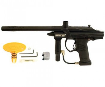 Worr Games Synergy Equalizer Electronic Paintball Gun