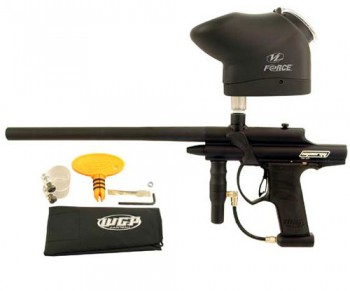 Worr Games Synergy Electronic Paintball Gun & Force Loader - SPECIAL