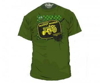 Virtue Paintball T-Shirt Muppet Mower 08