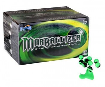 RPS Marballizer Paintballs - Tournament Level