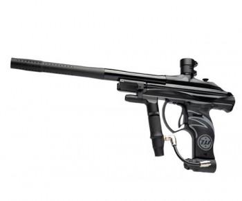 Worrgames Autococker SR Paintball Gun - Black - SPECIAL