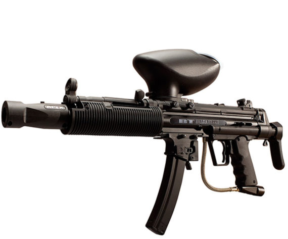 BT Delta Elite Paintball Gun