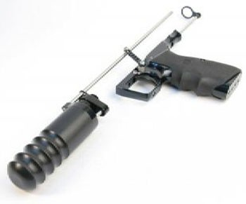 CCM Autococker 86 Degree Auto Trigger Kit ( Pump & Grip Frame )