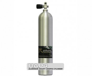 Aluminum 30 cu. ft. 3000 psi Cylinder