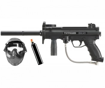Tippmann A-5 Basic Paintball Gun Power Pack