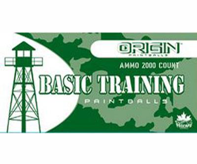 Origin Basic Training Paintballs