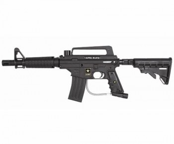 Tippmann US ARMY Alpha Tactical Paintball Gun Powerpack