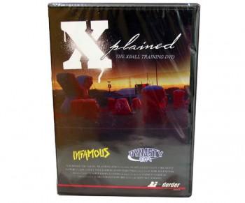 Derder Xplained DVD