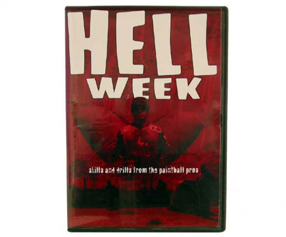 Traumahead Hell Week Instructional DVD