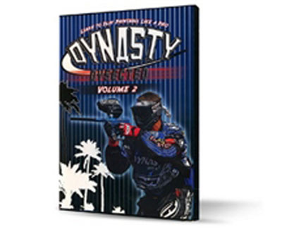 Dynasty Dysected 2 DVD Paintball Movie