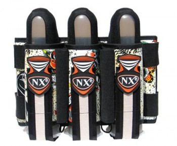 NXE Elevation Signature Series Harness 4+3+2 Zach Long Limited Edition 08/09