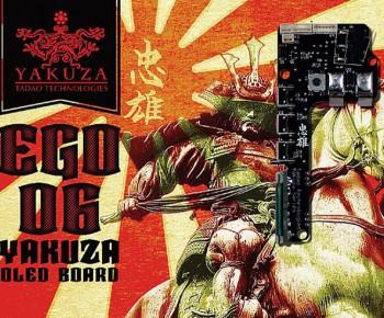 Tadao Yakuza OLED Series Ego 6 Board