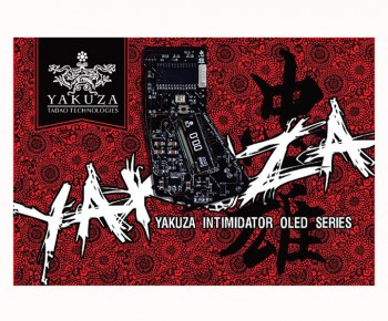 Tadao Yakuza OLED Series 2k5 Intimidator Board- DISCONTINUED