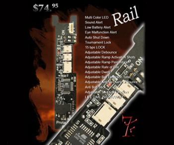 The Seventh Element Proto Rail PMR Board