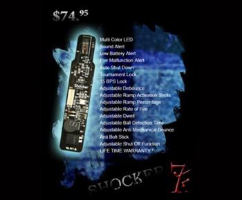 The Seventh Element Shocker Board