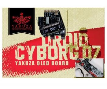 Tadao Yakuza OLED Series Droid & Cyborg Board 07