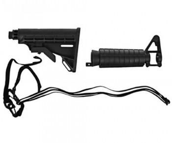 Tippmann US ARMY Alpha Tactical Mod Kit (Stock, Shroud, Site, Sling)
