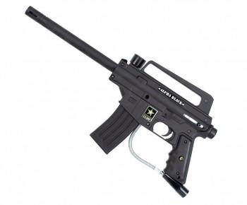 Tippmann US ARMY Alpha Basic w/ Egrip Paintball Gun
