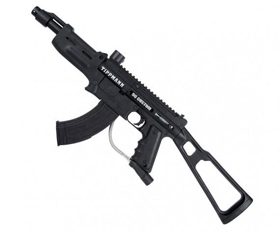 Tippmann 98 Custom Platinum Tactical Edition Paintball Gun