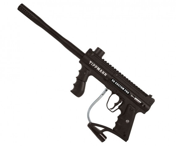 Tippmann 98 Custom Pro Platinum ACT Basic Paintball Gun