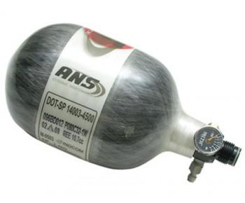 ANS Carbon Fiber SL Tank w/ Myth Regulator - 48/4500 08