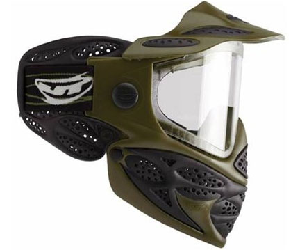 JT QLS Status Thermal Paintball Goggles