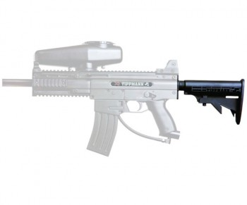 Tippmann X7 Stock - M16 Collapsible Style