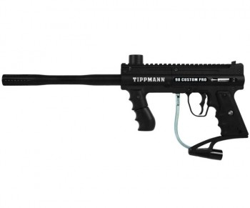 Tippmann 98 Custom Pro Platinum ACT eTrigger Paintball Gun