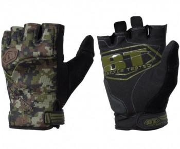 BT Combat Paintball Gloves 2008 - Woodland Digi Camo