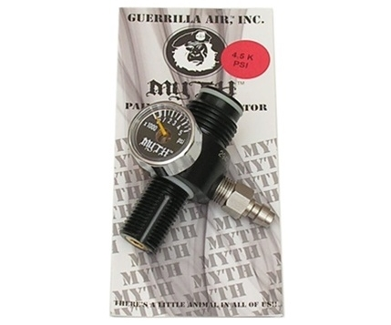 Guerrilla Air Myth Tank Regulator 3000psi / 4500psi