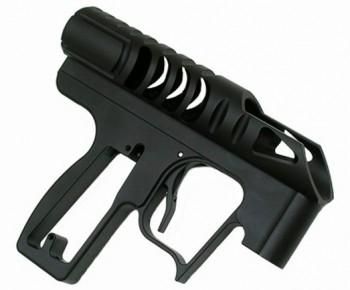 ANS Ion Body, Trigger, Frame, & QEV - Black