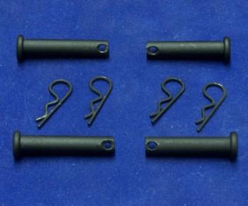 ACP Tippmann A5 Solid Steel Body Pushpins