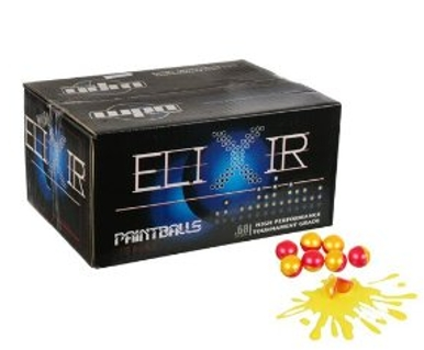 WPN Elixir Paintballs - 2000 Rounds
