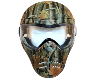 Savephace Diss Series Jungle Justice Mask
