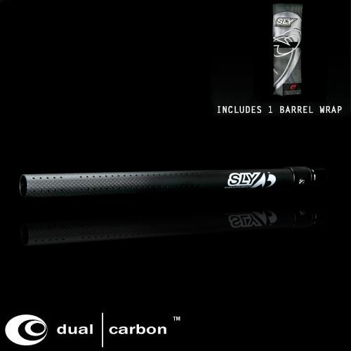 SLY Dual Carbon Barrel Front - Mil Slim w/ Free Bag