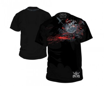 Virtue JP No Mercy T-shirt 09