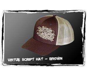 Virtue Script Hat 09
