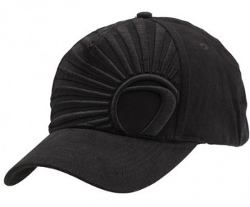 Dye Rising Sun Mens Fitted Hat 09