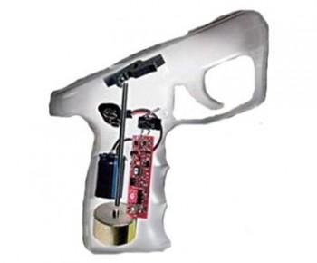 US Army E-Grip E-Trigger Upgrade Kit for Alpha Black Paintball Guns