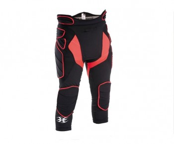 Empire Grind Pro Slider Pants - Black/Red 09