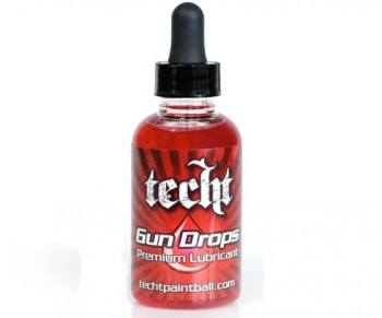 TechT Gun Drops Gun Oil