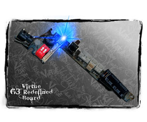 Virtue G3/G4/IQ/SPEC-R Redefined Board