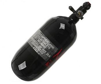Ninja Carbon Fiber Tank w Reg 45/ 50 / 68 / 90 ci 4500 psi