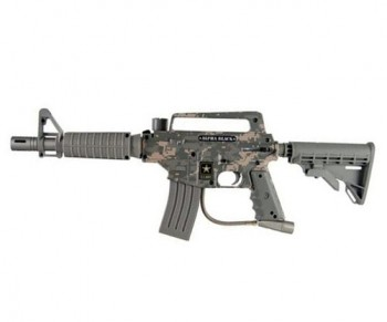 Tippmann US Army Alpha Black Tactical Paintball Gun - CAMO - SALE