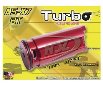 NDZ A5, X7, BT Turbo Valve Housing V2