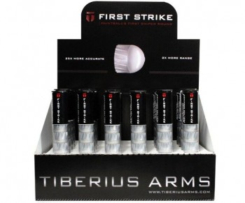 Tiberius Arms First Strike Paintballs