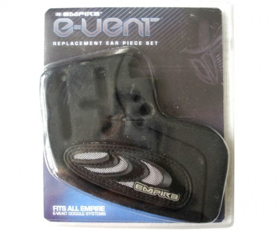 Empire E-Vent ZN Goggle Ear Protector Set