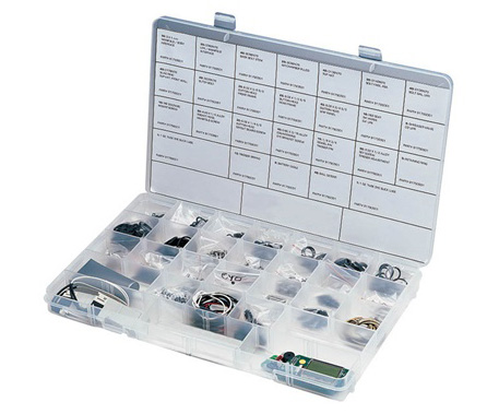 Dye DM Complete Replacement Parts Kit