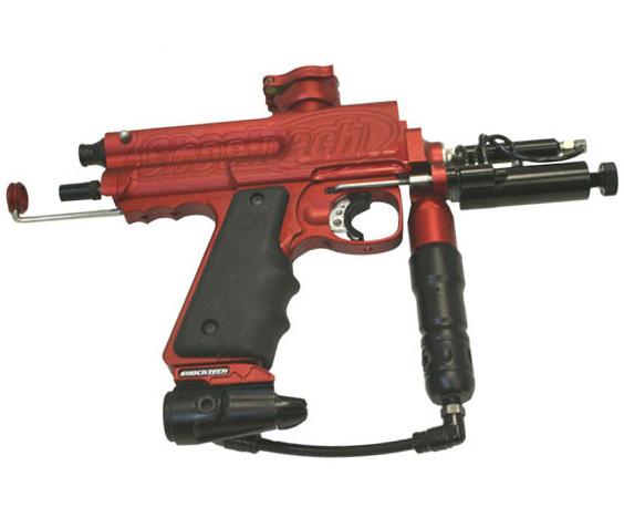 ShockTech SFL Autococker Paintball Gun
