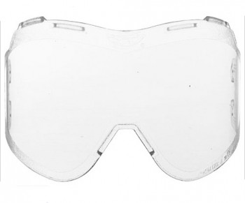 JT QLS Single Goggle Lens - Clear